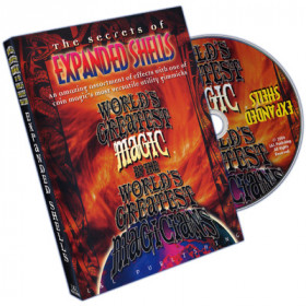 Expanded Shells (World's Greatest Magic) (DVD)