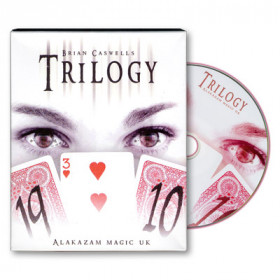 Trilogy version 2.0 (inkl. DVD) by Brian Caswells