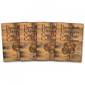 Ultimate Coin Magic by David Roth (DVD) Vol. 4