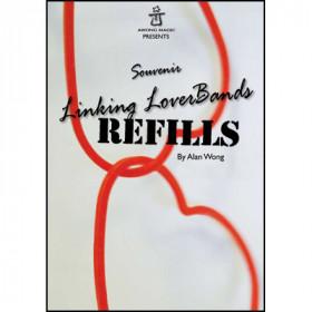 Refill Souvenir Linking Loverbands