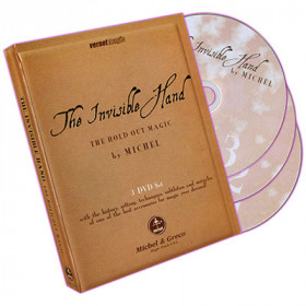 The Invisible Hand (3  set) by Michel (DVD)