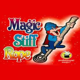 Indisches Seil weiss (Stiff Rope)
