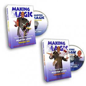 Magic Making by Martin Lewis Vol. 2 (DVD)