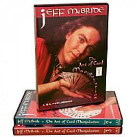 Art of Card Manipulation Volumes by Jeff McBride Vol 3 (DVD)