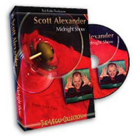 Midnight Show - Scott Alexander (DVD)