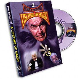 A Lifetime of Magic - Jerry Andrus Vol 2 (DVD)