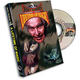 A Lifetime of Magic - Jerry Andrus Vol 3 (DVD)