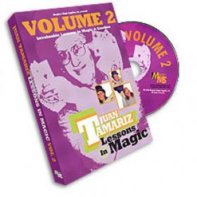 Lessons in Magic by Juan Tamariz Vol 2 (DVD)