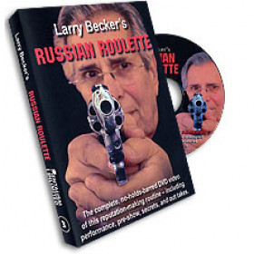 Russian Roulette by Larry Becker (DVD)