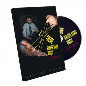 Extreme Rubber Band Magic by Joe Rindfleisch (DVD)
