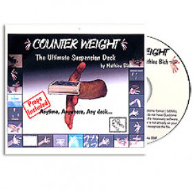 Counter Weight by Mathieu Bich