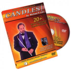 Candles! - Michael Lair,  (DVD)