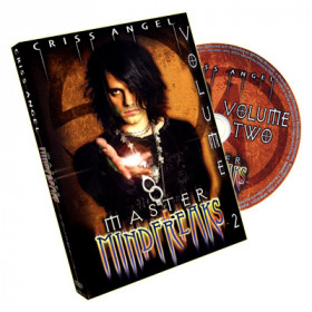 Master Mindfreaks by Criss Angel - Volume 2 (DVD)