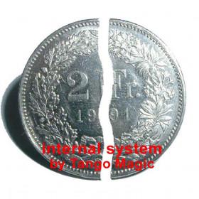 2 Franken Faltmünze (internes System)