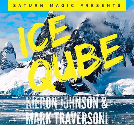 Ice Qube Kieron Johnson & Mark Traversoni