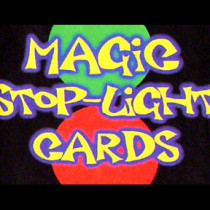 Ampeltrick (Magic Stop-Light Cards)
