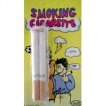 Rauchende Zigaretten