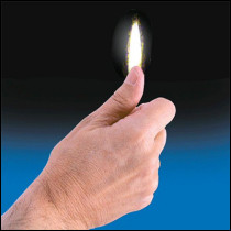 Thumb Tip Flame by Vernet - Flammen Daumenspitze