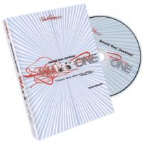 Warp One by David Jenkins (DVD)