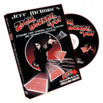 Zoom, Bounce, And Fly by Jeff McBride (DVD)