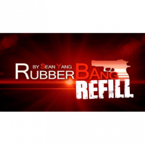 Rubber Bang Bands by Magic Soul - Refill