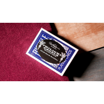 Paul Harris Presents Twilight Angel Full Deck  (Blue Mandolin) by Paul Harris
