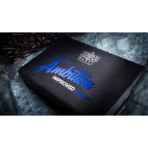 Ultimate Ambition Improved Blue (Gimmicks and Online Instructions) by DARYL