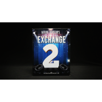 Waynes Exchange 2 (Gimmick and Online Instructions) by Wayne Dobson and Alakazam Magic - DVD
