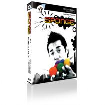 Sponge (DVD and 4 Sponge Balls) by Jay Noblezada