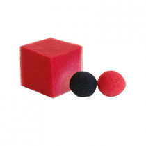 Giant Color Changing Ball to Square by Magic by Gosh