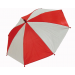 Flash Parasols (Red & White) 4 piece set by MH Production / Sonnenschirm