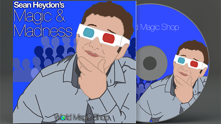 Magic and Madness by Sean Heydon -DVD