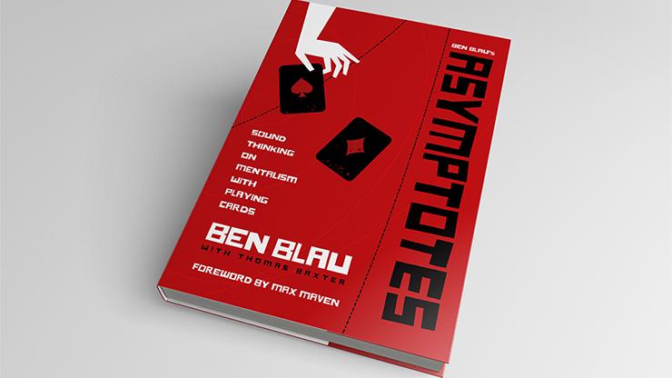 Asymptotes by Ben Blau -Book