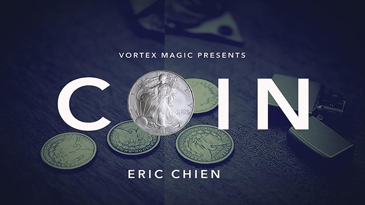 Vortex Magic Presents COIN by Eric Chien