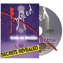Coin in Bottle  (DVD)