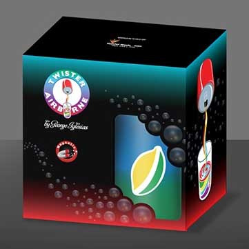 Magnetic Airborne (Sprite) by Twister Magic - Trick