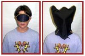 Super Vision Blindfold Bag - Deluxe