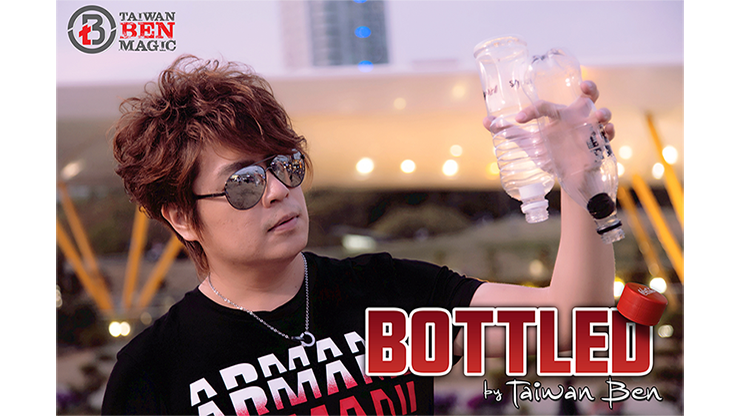 BOTTLED (Red,Coca-Cola) by Taiwan Ben