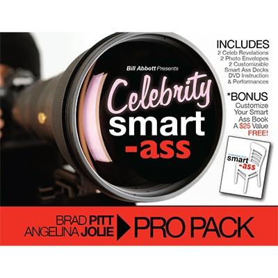 Celebrity Smart Ass Bundle (Brad Pitt & Angelina Jolie)