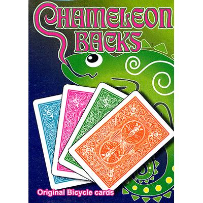 Chameleon Backs by Vincenzo Di Fatta