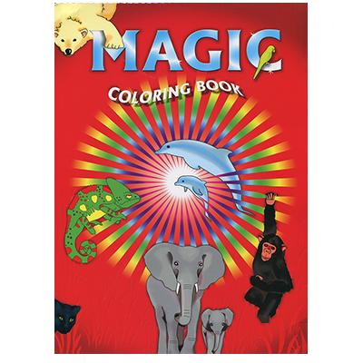 Magic Coloring Book by Vincenzo Di Fatta - gross
