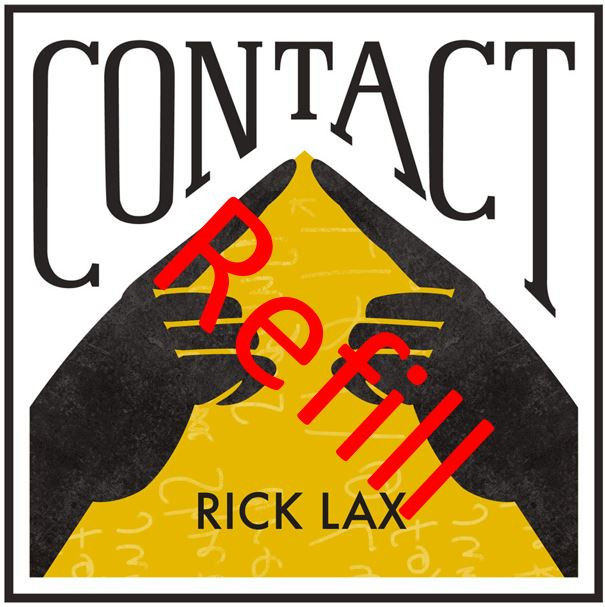 Refill for Contact by Rick Lax