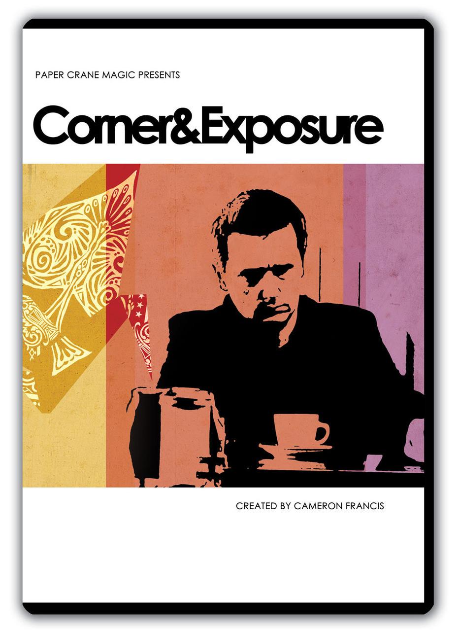 Corner & Exposure by Cameron Francis (DVD + Download)