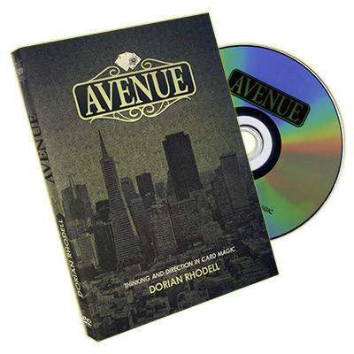 Avenue by Dorian Rhodell (DVD)