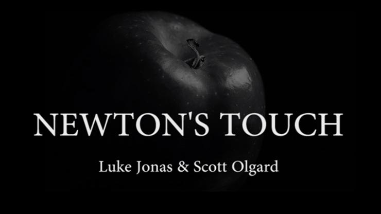 Newton's Touch by Luke Jonas and Scott Olgard Mixed Media DOWNLOAD