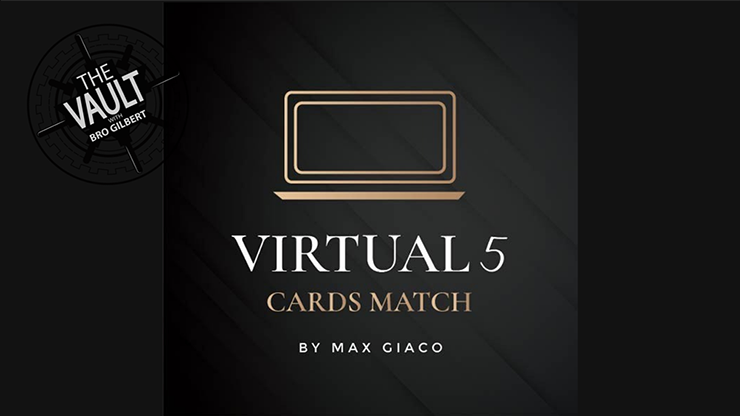 The Vault - Virtual 5 Cards Match video DOWNLOAD