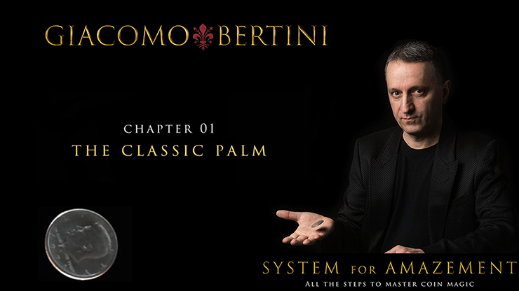 Bertini on the Classic Palm by Giacomo Bertini video DOWNLOAD
