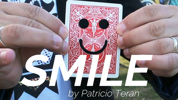 SMILE by Patricio Teran video DOWNLOAD