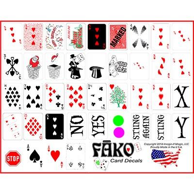 Fako Sheet by Imagine If Magic