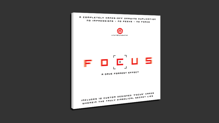 Focus (DVD and Gimmicks) by Full 52